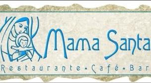 Logo. Fuente: Restaurante MamaSanta Facebook com